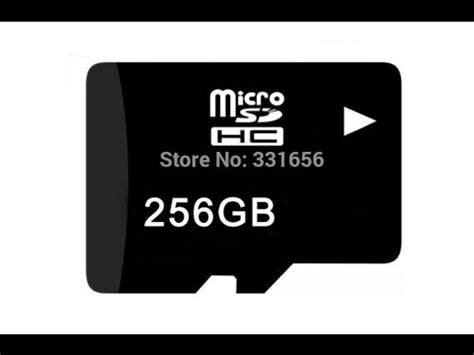 Microsd 256gb micro sd card 256gb unboxing