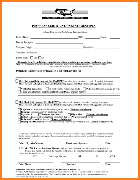 9 hospital discharge papers template cio resumed