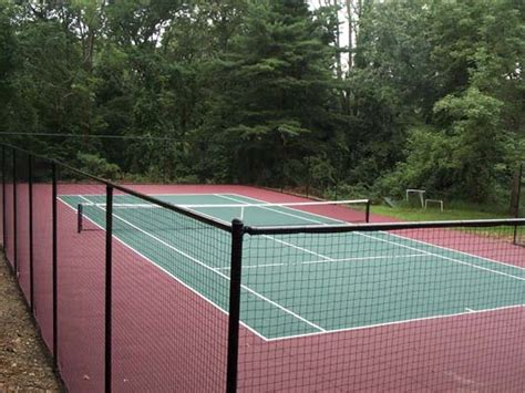 Cost To Build Tennis Court In Backyard by How To Build A Tennis Court In Your Backyard 28 Images