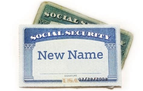 Name Change Records Social Security Card Benefit Basics Crucial To Retirement Plan Aarp