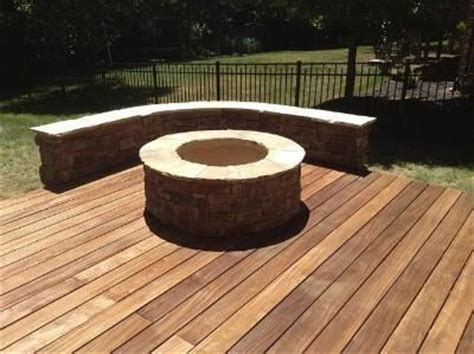deck safe pit 1000 images about outdoors on decks