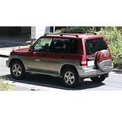 2009 Mitsubishi Pajero Io – Pictures Information And