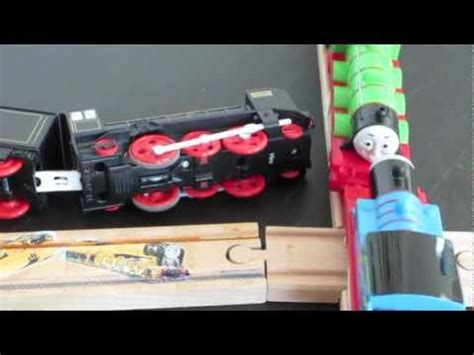 thomas  tank engine accidents happen youtube