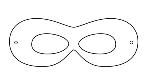supergirl mask template commonpence co