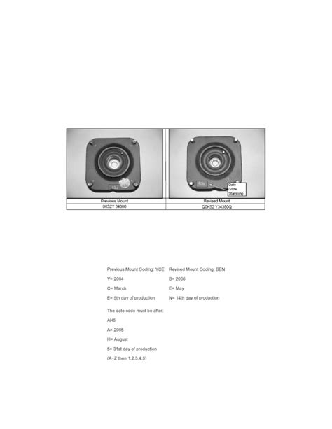 image kia sedona gq 2002 2005 technical service bulletin