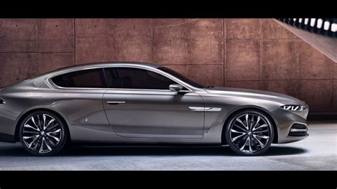 bmw  series concept grancoupe youtube