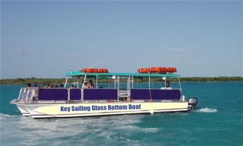 glass bottom boat tours in destin florida new glass bottom boat tours key sailing