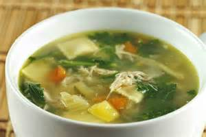 chicken soup recipe dishmaps