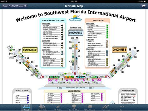 southwest flight tracker map app shopper fort myers southwest florida airport flight