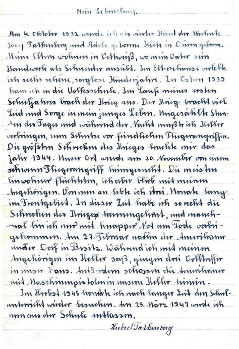 Lebenslauf Muster Handgeschrieben Handschriftlicher Lebenslauf Muster Kostenlose Anwendung Die Vorlage Zu Studieren