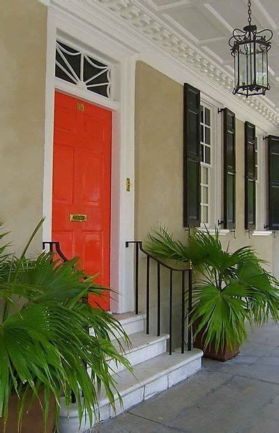Coral Front Door Coral Front Door For The Home