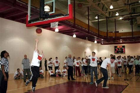 basketball world record largest of basketball knockout grove city college