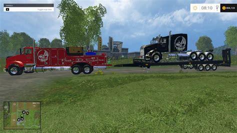 kw service truck t800 hh service truck v1 0 farming simulator 2019 2017