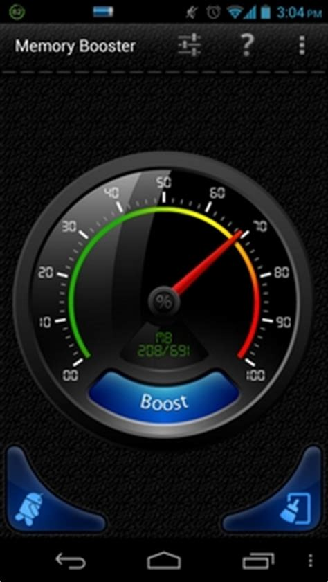 android system memory smart memory booster android system optimizer with a floating widget