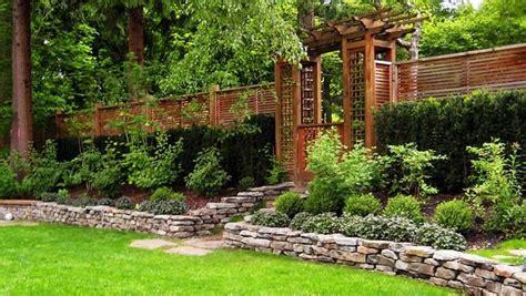 Beaux Jardins Privés by Cl 244 Ture Bois Moderne 20 Id 233 Es Pour Un Design Ext 233 Rieur