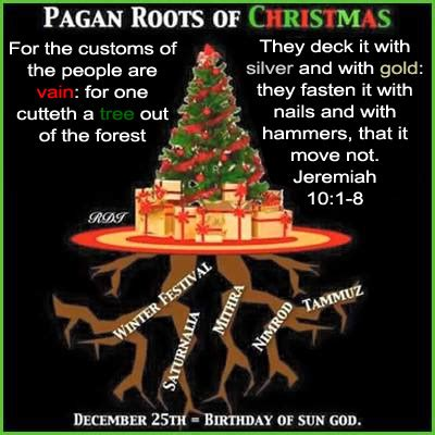 pagan origin of christmas tree the ancient origins of modern holidays the pbs