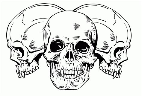 simple skull tattoo designs 1000 images about skulls