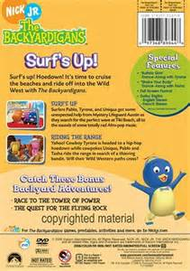 Backyardigans Surf S Up Dvd Backyardigans West 2017 2018 Best Cars Reviews