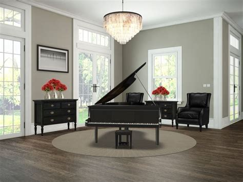 grand piano room  library images  pinterest