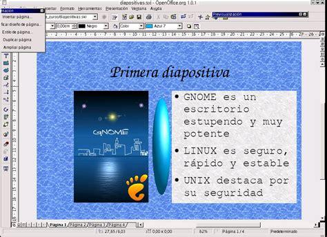 www imagenes trabajar con diapositivas y transiciones entre las mismas