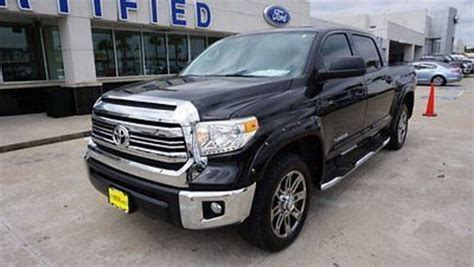 Toyota Trucks 2016 2016 Toyota Tundra Sr5 Access Cab For Sale Used Cars On