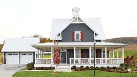 farmhouse style modular homes small cottage house plans farm style features