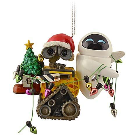 your wdw store disney christmas ornament pixar wall e