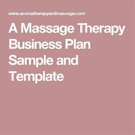 therapy business plan template a therapy business plan sle and template