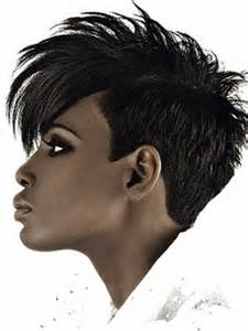 black pecision hair styles black mohawk hairstyles for women