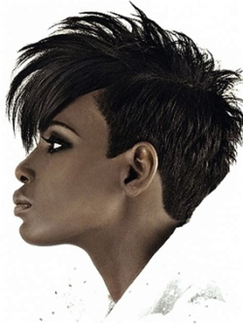 hairstyles for short hair mohawk black mohawk hairstyles for women