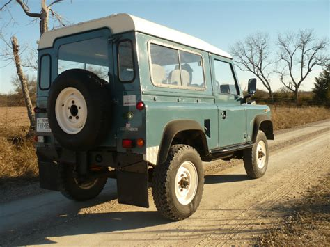 1986 land rover defender 90 200tdi classic land 1986 land rover defender 90 200tdi for sale in van alstyne texas united states