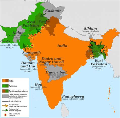 india pakistan december 2017 india pakistan partition origins current