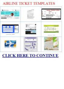 air ticket template airline ticket templates windows mobile airline ticket