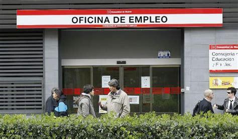 oficina empleo majadahonda madrid y c 225 diz cara y cruz en tasas de desempleo