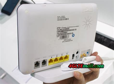 Router Zte zte mf28d 4g lte cpe wifi router review 4g lte mall