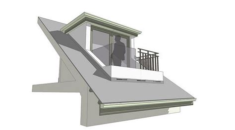 room in attic garage