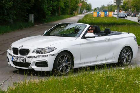 Bmw 1er Coupe Hardtop by Update Erwischt Erlk 246 Nig Bmw 2er Cabrio In Voller