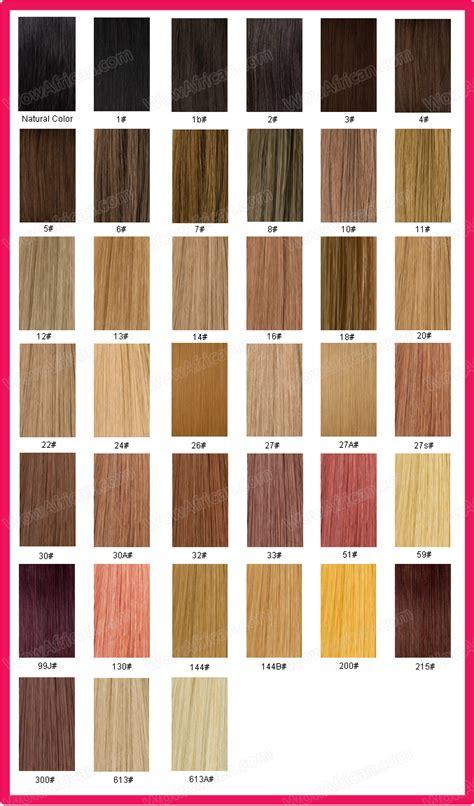 yaki hair color chart color yaki hair weave 3pcs bundle wb41 wowafrican