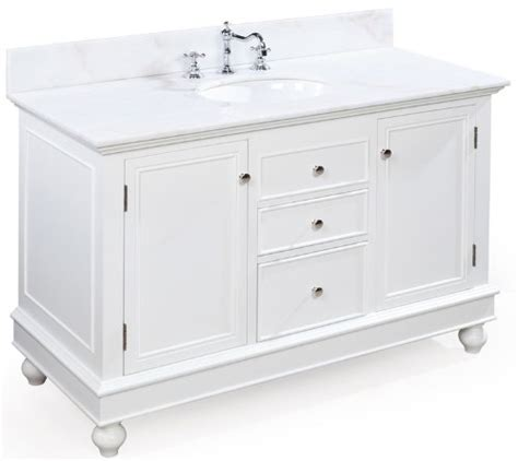 cheap white bathroom vanity cheap buy bella 48 inch bathroom vanity white white