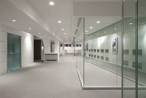 pareti scorrevoli in vetro per interni stunning pareti divisorie per interni in vetro pareti