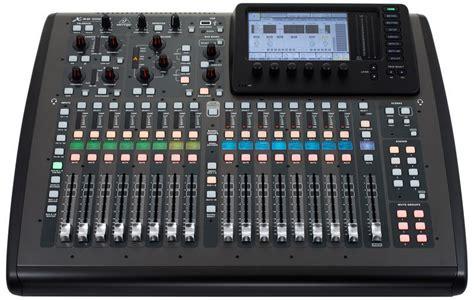 Mixer X32 Compact behringer x32 compact image 1694858 audiofanzine