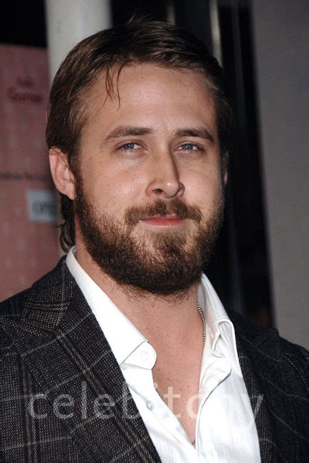 Recent Poll Names Gosling Winslet As Sexiest 2007 Oscar Nominees by Beard Actors Www Pixshark Images Galleries