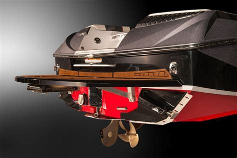 boat trim tabs for wakeboarding the new nautique surf system surf on this boats