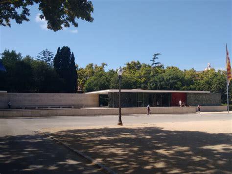 barcelona deutscher pavillon mies der rohe barcelona pavillon