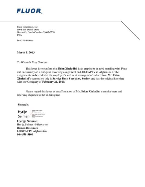 Proof Of Ni Letter 100 Employment Letter Sle Proof Of Proof Of Employment Letter 15 Best Sle U0026