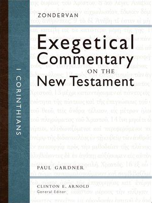 Application New Testament Commentary By Livingstone Ebook 1 corinthians by paul d gardner 183 overdrive rakuten overdrive ebooks audiobooks and