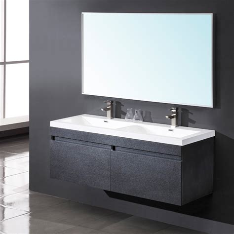 Black Modern Bathroom Vanity Fresca Bath Fvn8040bw Bathroom Vanities Senza