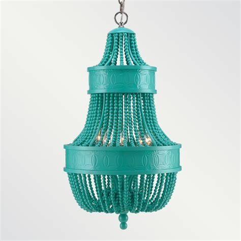 turquoise chandelier turquoise chandeliers panda s house