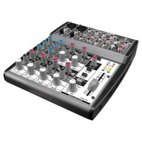 Mixer Behringer 1002 Fx behringer xenyx 1002 mixer