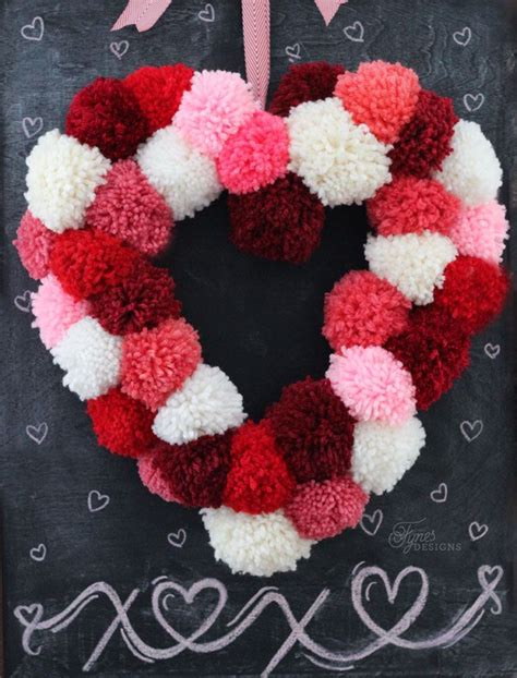 diy valentines decorations best 25 valentine day wreaths ideas on pinterest